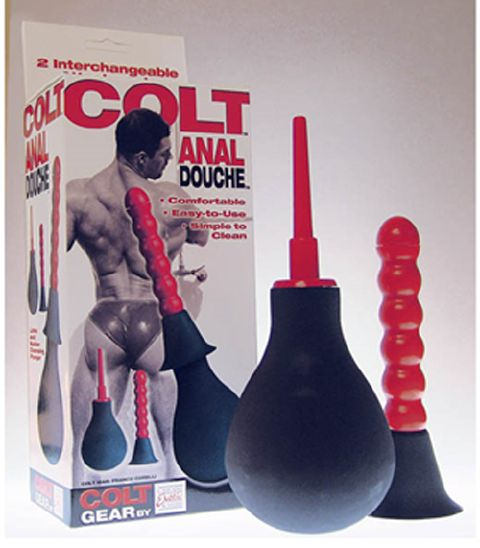The Gay Frat Reviews Colt Anal Douche