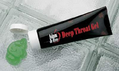 The Gay Frat Reviews Deep Throat Gel