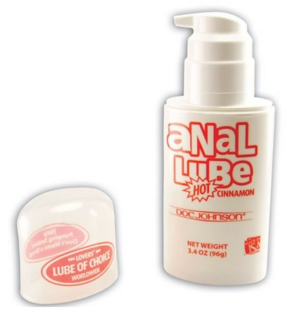 Can you use lotion as anal lube